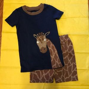 Size 3 Gymboree pj set
